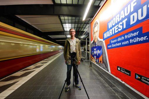 In Berlijn - Foto: Bjørn Vijlbrief