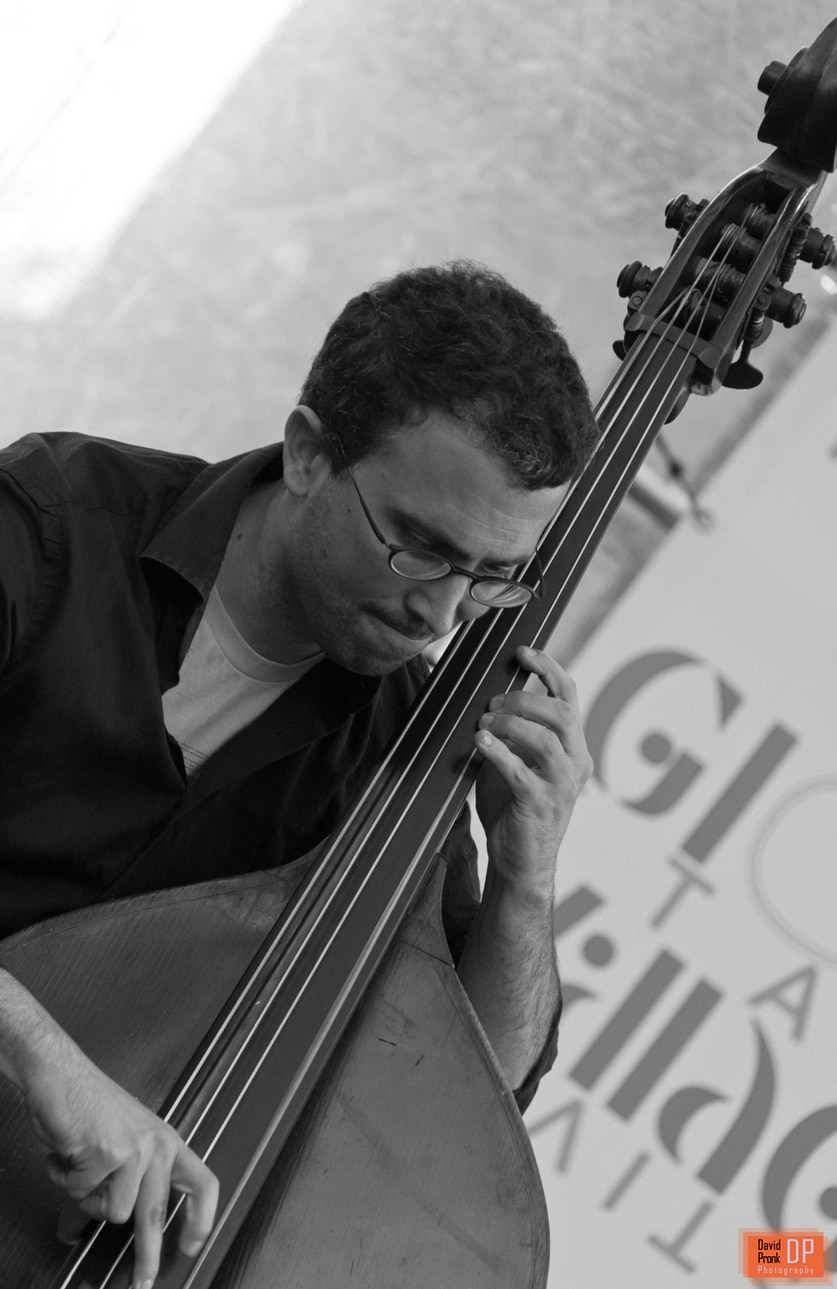 Intense focus - Amersfoort Jazz 2014