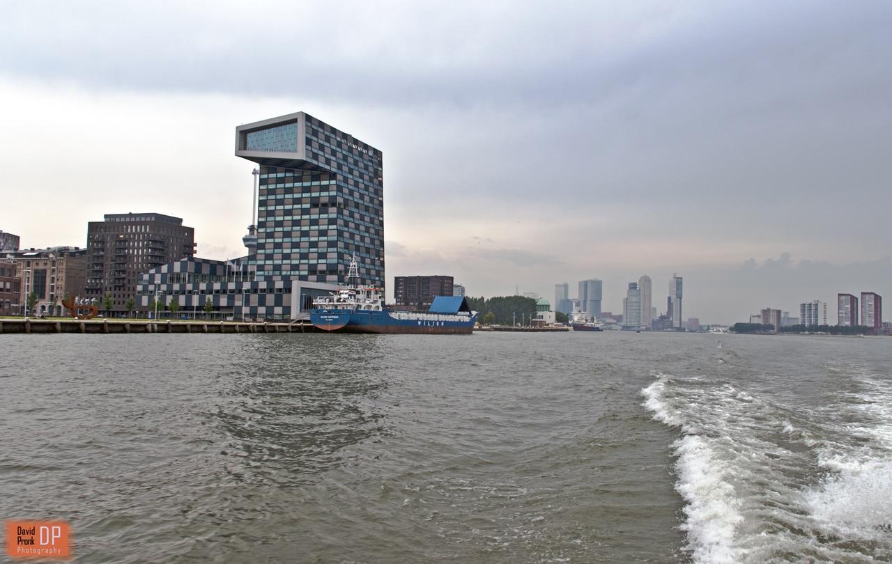 Port of Rotterdam - Nieuwe maas