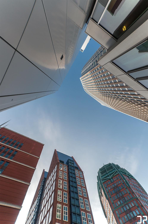 Den Haag - Looking Up
