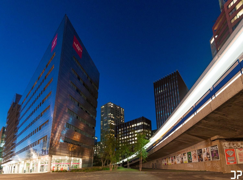 Rotterdam in Motion