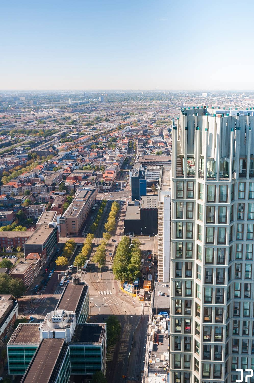 Den Haag van boven