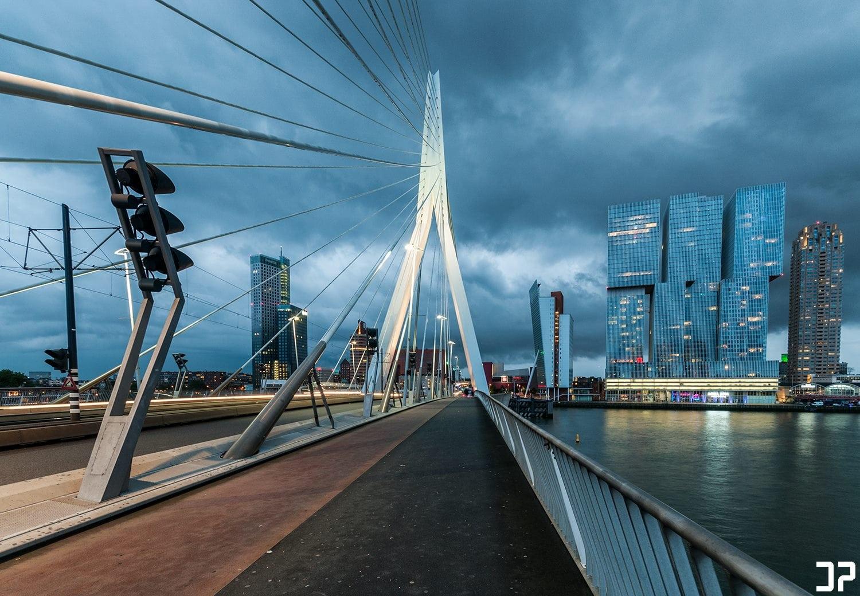 Rotterdam - De stad die nooit stilstaat