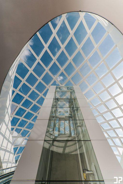 Startstation Erasmuslijn, Den Haag - Zwarts & Jansma Architecten