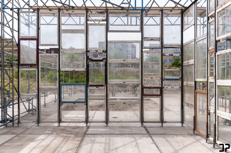 Stijlpaviljoen Amersfoort - Kunstwerk Jason van der Woude