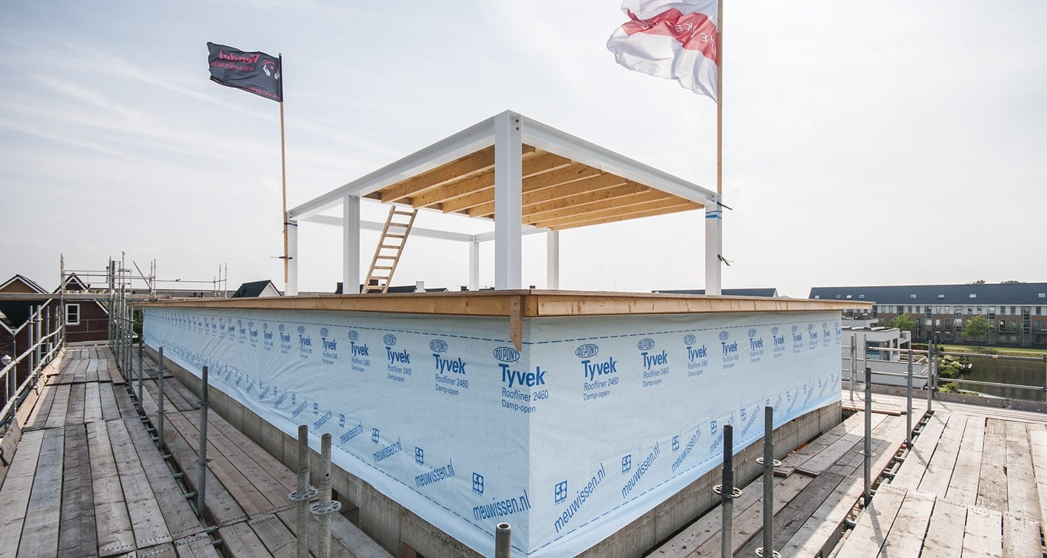 Project: The Lake House - Amersfoort Vathorst   Particuliere opdrachtgever