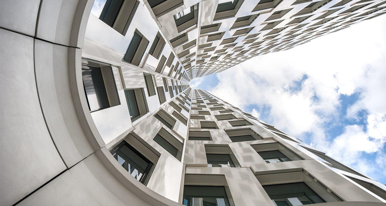 Motel One Berlin-Upper West > Looking up