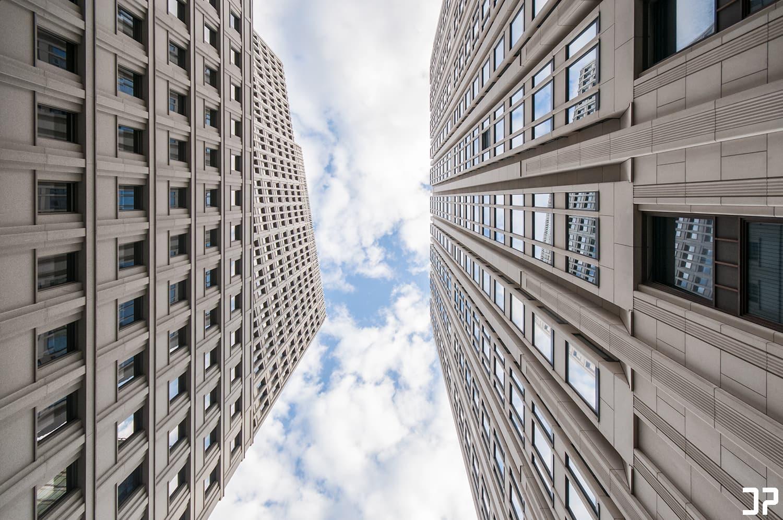 Potsdamer Platz Berlin - Looking up ⬆️
