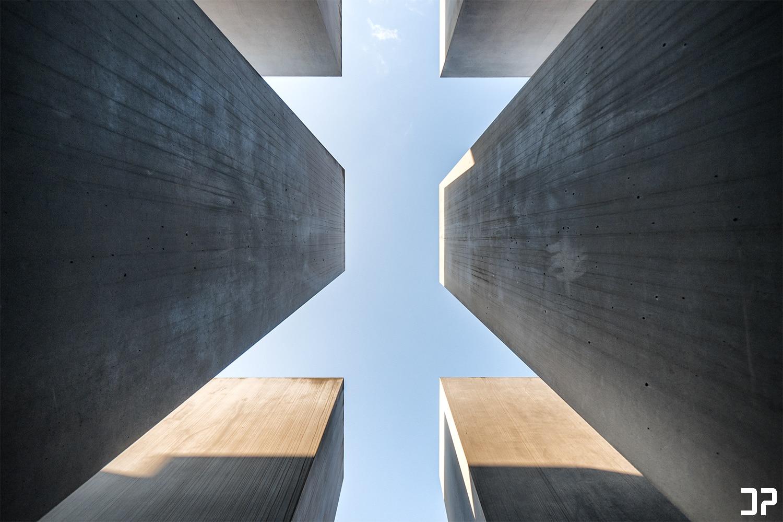 Holocaustmonument Berlijn / Denkmal für die ermordeten Juden Europas Berlin