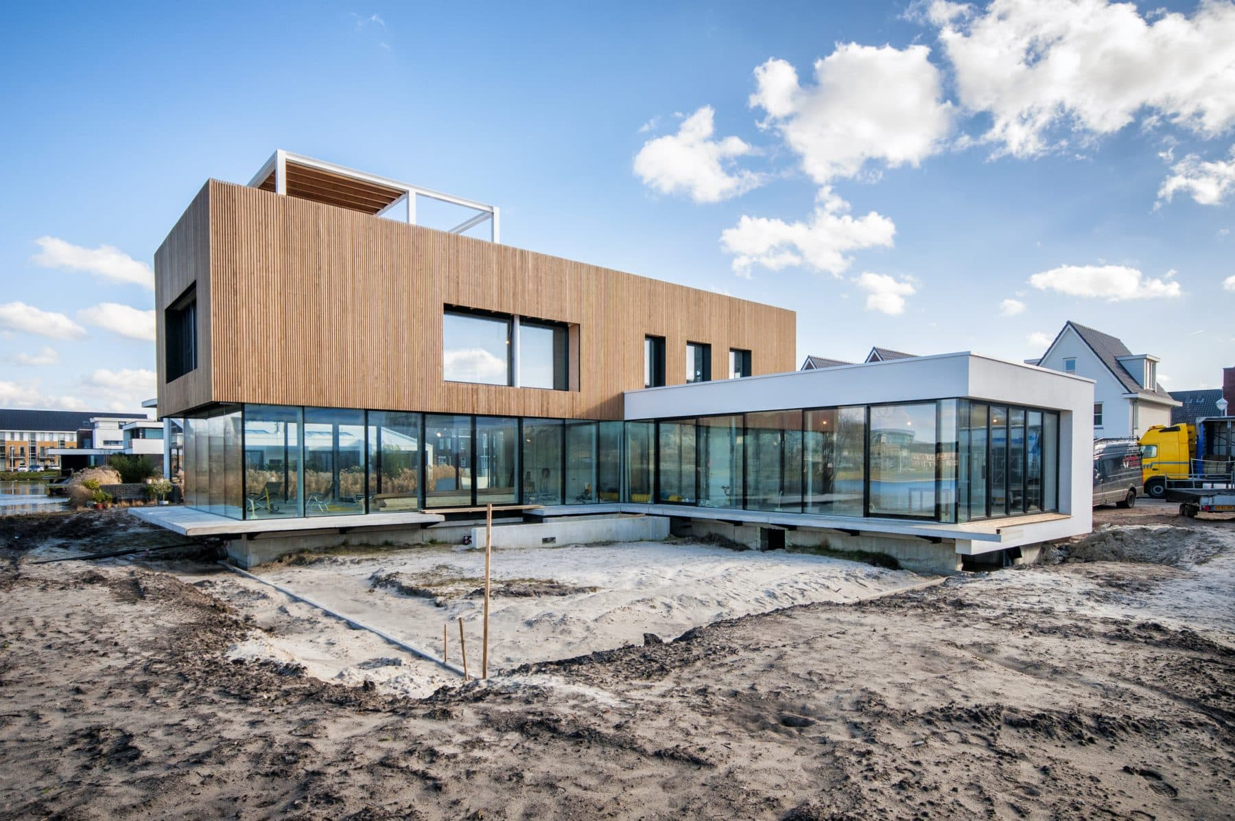 Project: The Lake House - Amersfoort Vathorst | Particuliere opdrachtgever