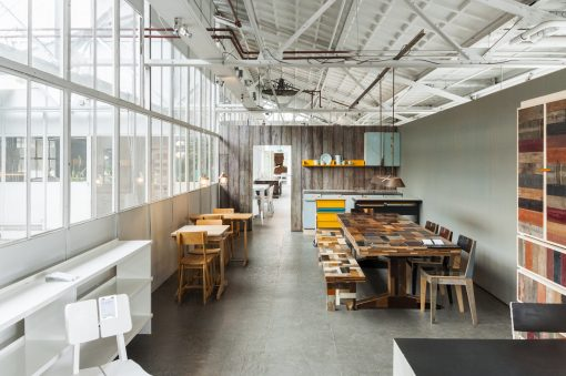 Atelier Piet Hein Eek | Strijp-R Eindhoven / Gusto Media