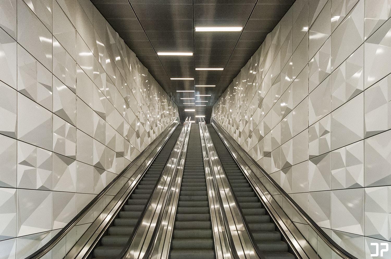 U-Bahnhof Heinrich-Heine-Allee - Düsseldorf