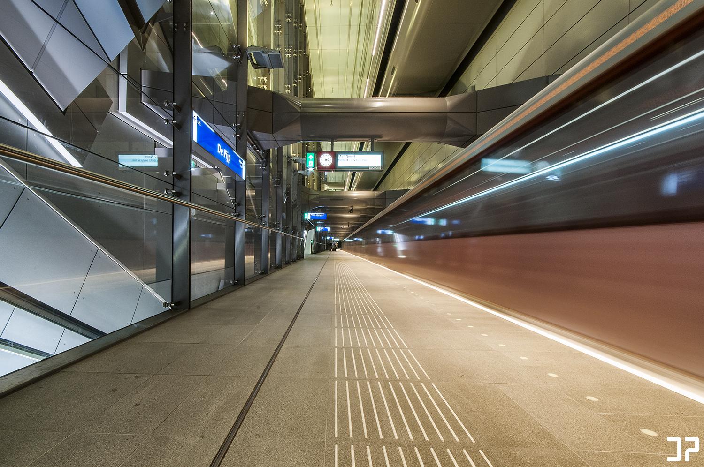 Noord/Zuidlijn Amsterdam - De Pijp