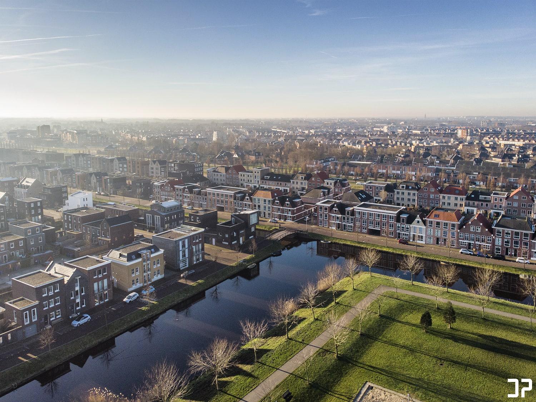 Dronefotografie: Een mooie ochtend in Amersfoort Vathorst.