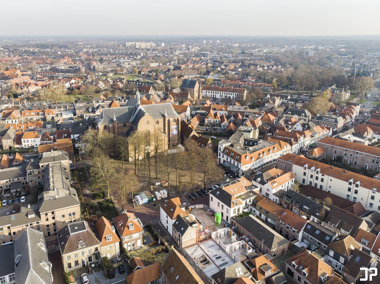 Dronefotografie: Mooi Harderwijk!