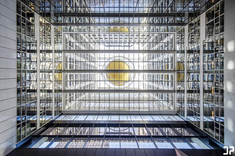 Rijnstraat 8 | Den Haag / Looking up