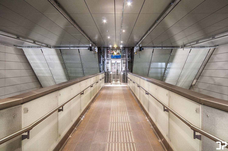 Noord/Zuidlijn Amsterdam - Rokin