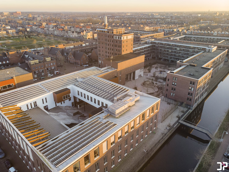 Dronefotografie: Amersfoort Vathorst - De Laak