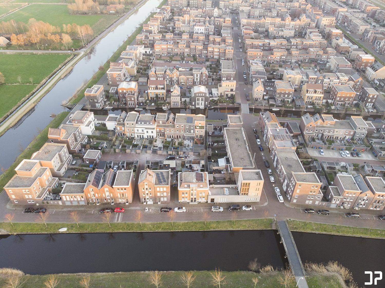 Dronefotografie: Amersfoort Vathorst