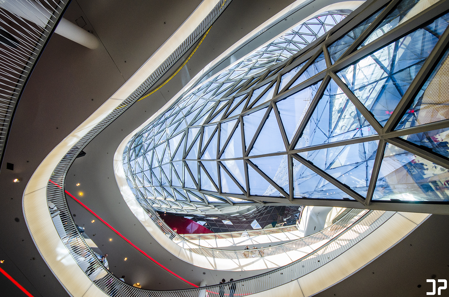 Shopping-Center MyZeil - Frankfurt